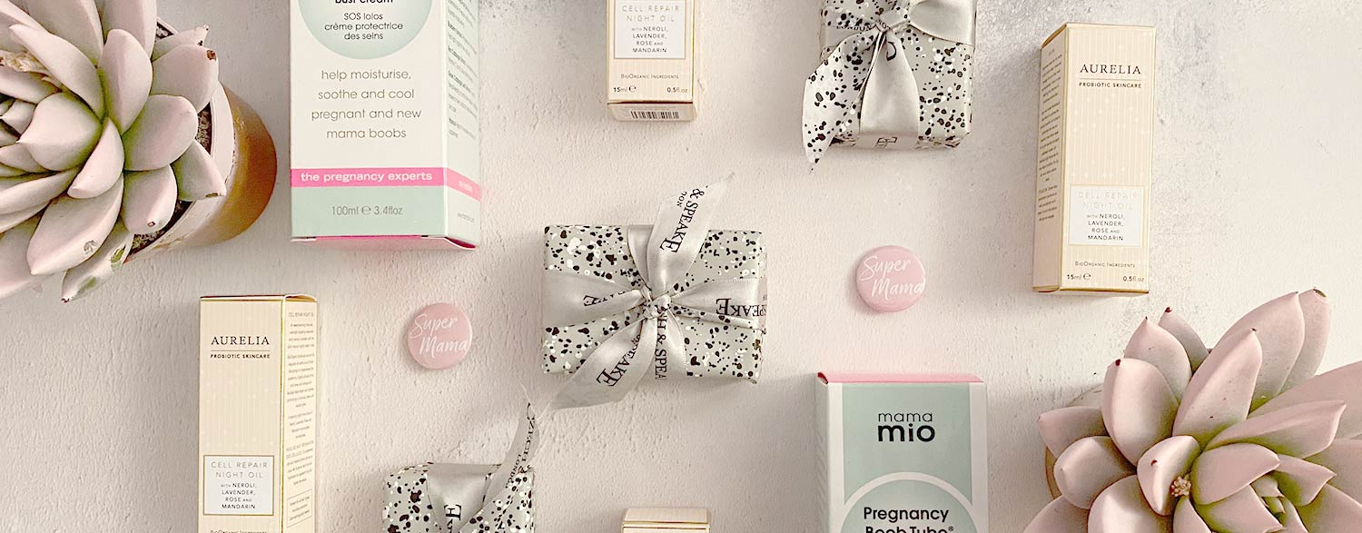 New Mama gift boxes