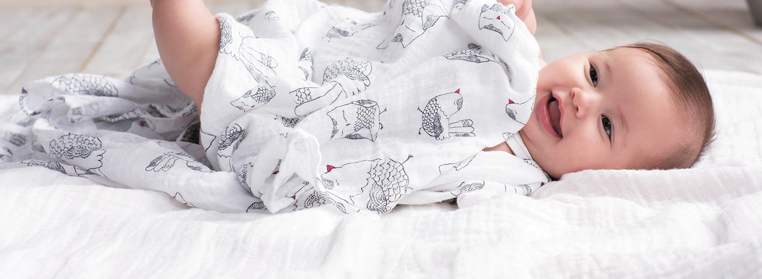 Aden + Anais, Muslin Baby Blankets, Swaddles