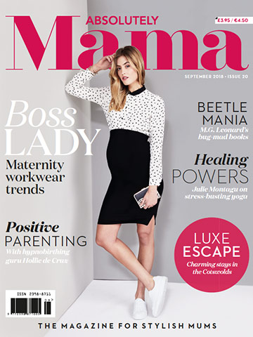Absolutely Mama September 2018