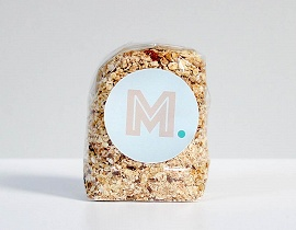Detox Kitchen pecan and goji granola