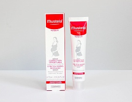 Mustela stretch mark recovery serum
