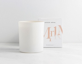 Article White - Candle