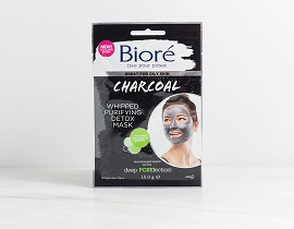 Bioré - Whipped Charcoal Mask