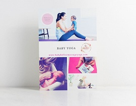 Baby Belles -  Voucher For Baby Massage or Baby Yoga Courses